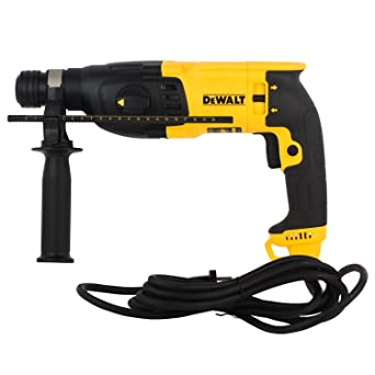 Dewalt D25133K-IN 26mm 3 Mode Combi Hammer