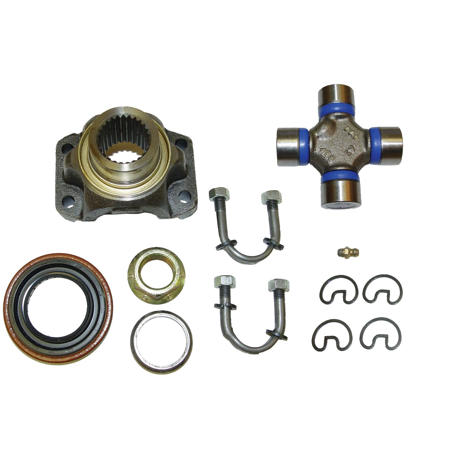 Alloy USA 380001 Ring And Pinion Overhaul Kit