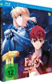 Fate/stay night [Unlimited Blade Works] - Vol. 2 (inkl. Booklet) [Limited Edition] [Blu-ray] [Import allemand]