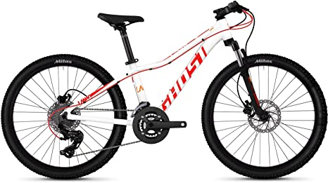Ghost Кo D4.4 AL W 24R 2019 - Bicicleta de montaña para niña ...