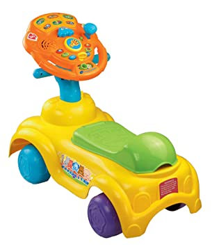 Vtech Baby - Sit & Discover Ride On - Super