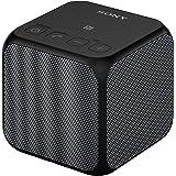 Sony SRS-X11 Speaker Wireless Portatile, Potenza 10W, Bluetooth, NFC, Nero