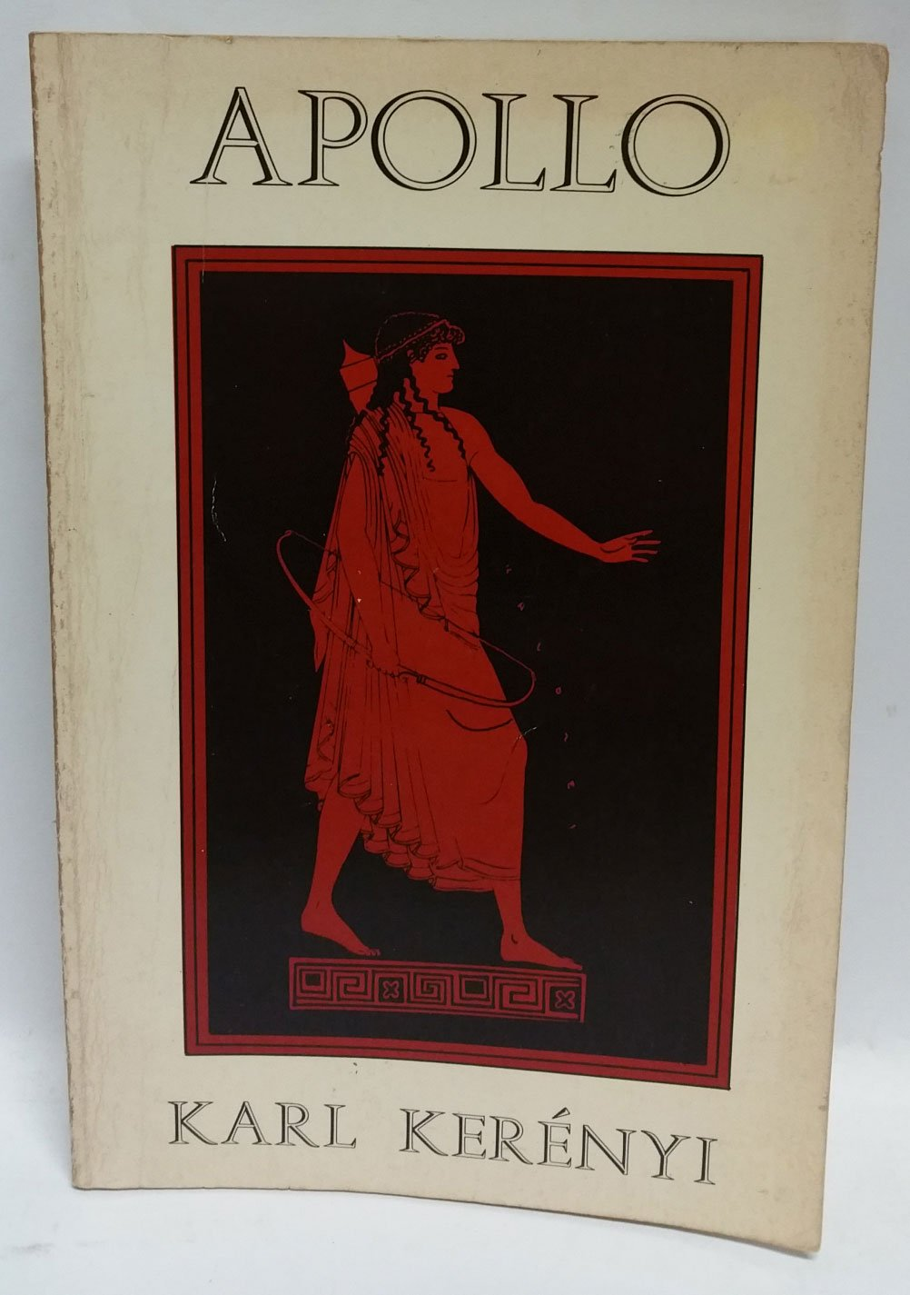 Apollo: The Wind, the Spirit, and the God : Four Studies (Dunquin Series) (English and German Edition), Kerenyi, Karl