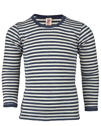 1c7b64950dcd9 Enfants de Corps à Manches Longues en laine mérinos KBT de laine vierge