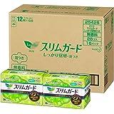 【ケース販売】ロリエ スリムガード しっかり昼用 羽つき 20.5cm 28コ入×16セット(448コ)