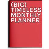 Octagon Design PL1219 - Planificador mensual perpetuo
