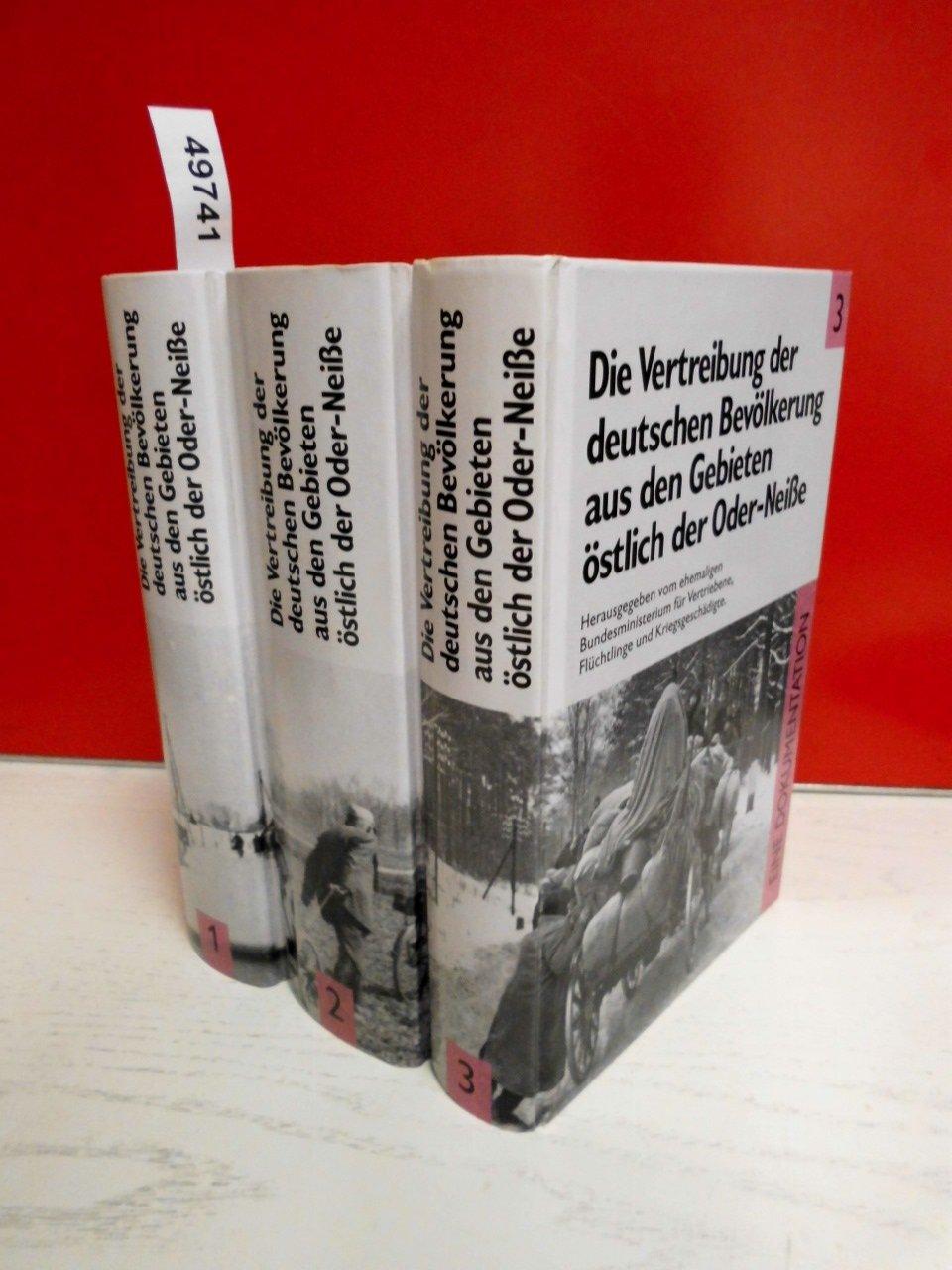 Die Vertreibung der deutschen Bevölkerung aus den Gebieten östlich der Oder-Neisse