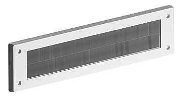 Stormguard - Marco protector interno para el buzón de puerta (PVC)