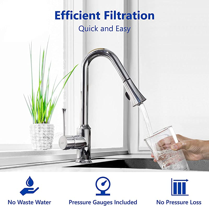 Express Water WH300SCKS Water Filter efficient