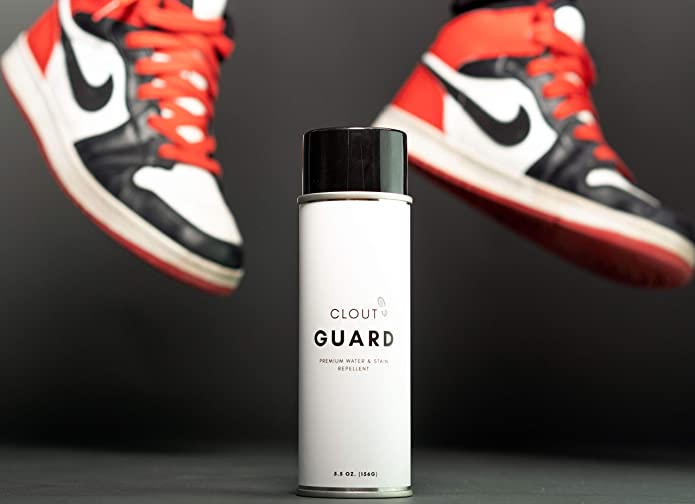 4f35e14848a5b6 Amazon.com  Clout Guard - Premium Water and Stain Repellent - Waterproof  and Protect Suede