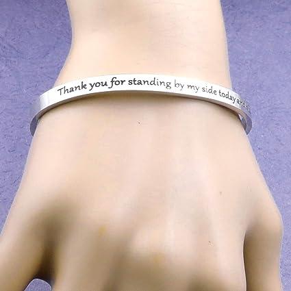 knotted You Are OkYou Are...Motivational bracelet