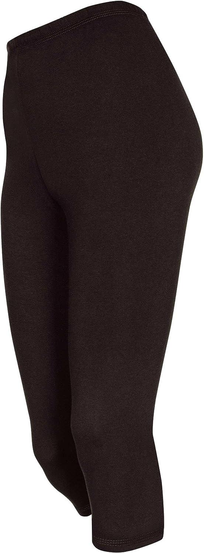 DeDavide 2 St/ück Kinder 3//4-Fitness-Shorts 16