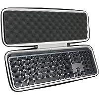 Khanka Hard Travel Case Replacement for Logitech MX Keys Advanced Wireless Illuminated Keyboard