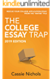 College admissions essays that worked
