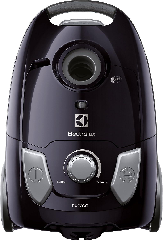 Electrolux EEG42EB - Aspiradora (750 W, 28 kWh, Aspiradora cilíndrica, Bolsa para el Polvo, 3 L, Negro): Amazon.es: Hogar