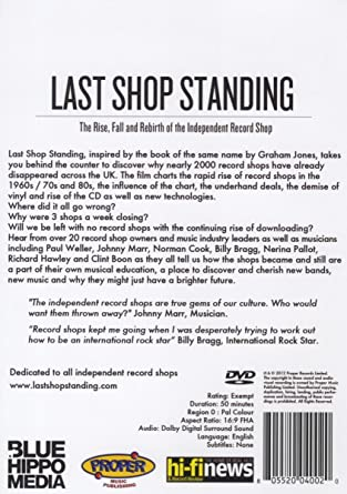 Last Shop Standing: The Rise, Fall And Rebirth Of The Independent