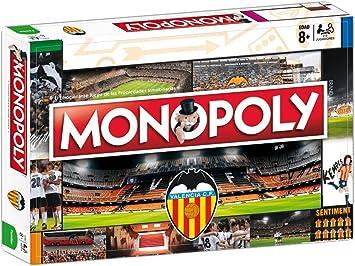 Valencia CF Monopoly (81410), Multicolor, Ninguna: Amazon.es ...