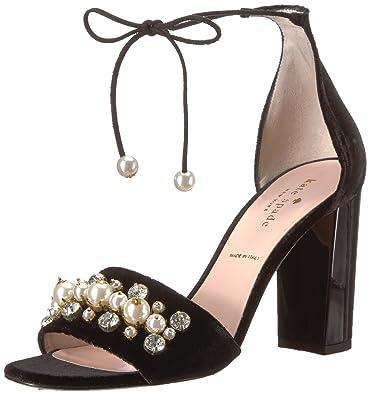 6c603a2b818f Amazon.com  Kate Spade New York Women s Iverna Heeled Sandal  Shoes