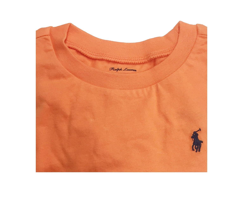 Ralph Lauren T-shirt - Bébé (garçon) 0 à 24 mois Gris gris