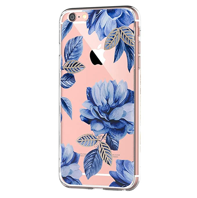 iPhone 6 iPhone 6s hülle Tasten Fonts Schutzhülle Clear Case Cover Bumper Anti-Scratch TPU Silikon Durchsichtig Handyhülle fü