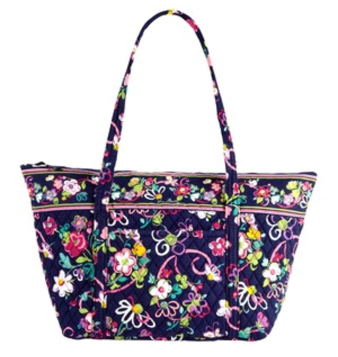 a344189cba Vera Bradley Luggage Womens Miller Bag African Violet 18229-165 ...