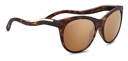 64cdd5b17b8 Amazon.com   Serengeti Valentina Sunglasses Satin Tortoise Frame ...