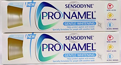 Review Sensodyne Pronamel Gentle Whitening