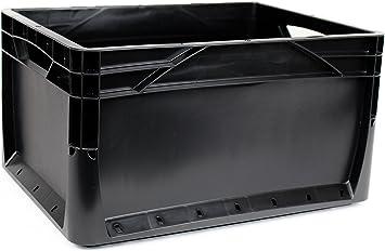 10 x 20 litros Euronorm Eco Industrial Plástico Apilables Euro cajas ...