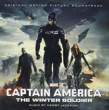 amazon captain america the winter soldier soundtrack 輸入盤