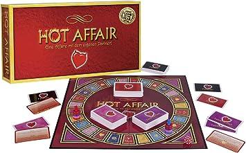 Orion 776491 parejas - juego de mesa A hot affair: Amazon.es ...
