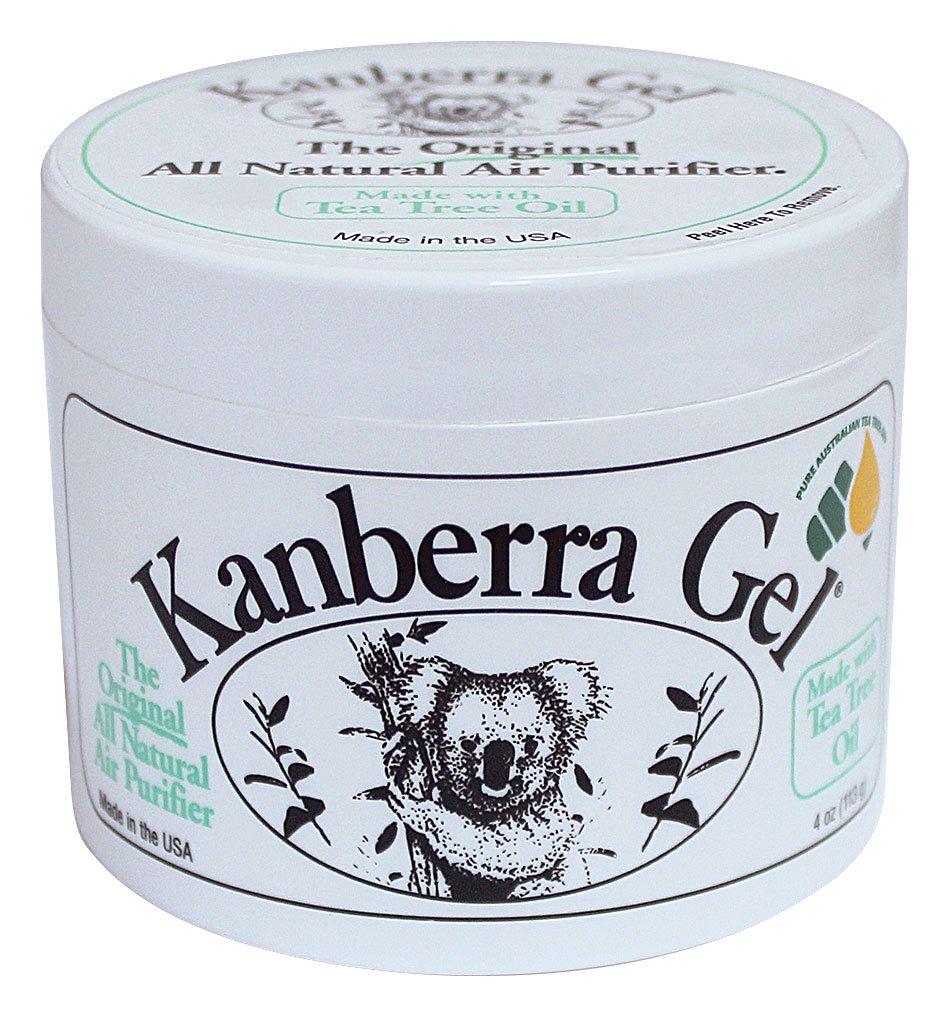 KANBERRA GEL 524002 - Purificador de aire natural de gel, 113 g ...
