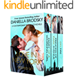 Love in New York Boxed Set: 3 Full Length Contemporary Romantic Comedy Novels