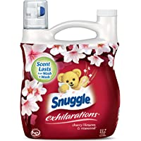 Snuggle Exhilarations 96 Fluid Ounces Liquid Fabric Softener