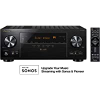 Deals on Pioneer VSX-LX303 9.2 Channel 4k UltraHD Network A/V Receiver