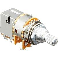 Allparts 0225 Push/Pull Pot Potentiometer 25 K, Ripple Logarythmisch)