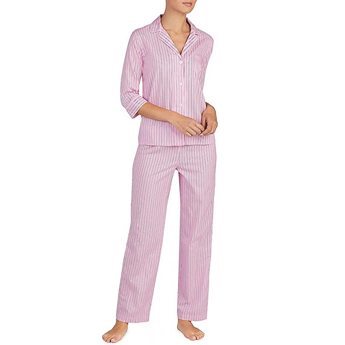 Lauren Ralph Lauren - Pijama - para Mujer Rosa Rosa S