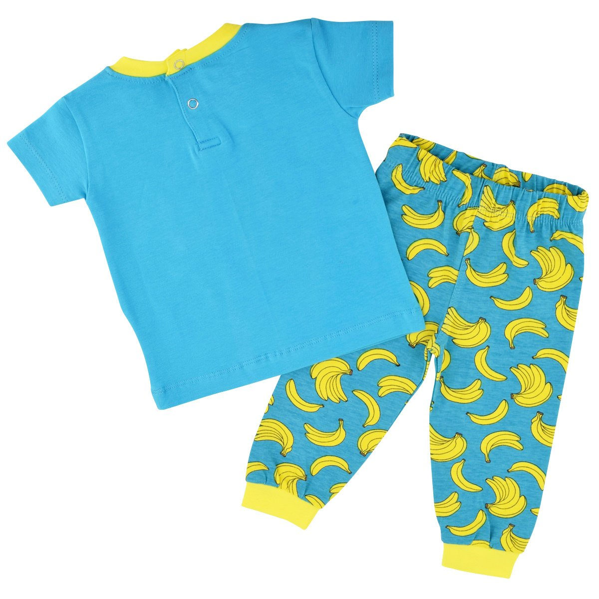 Unique Baby Unisex Bananas About Daddy 1st Fathers Day Pajama Set