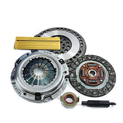EXEDY CLUTCH PRO-KIT+RACING FLYWHEEL 92-01 HONDA PRELUDE 2.2L 2.3