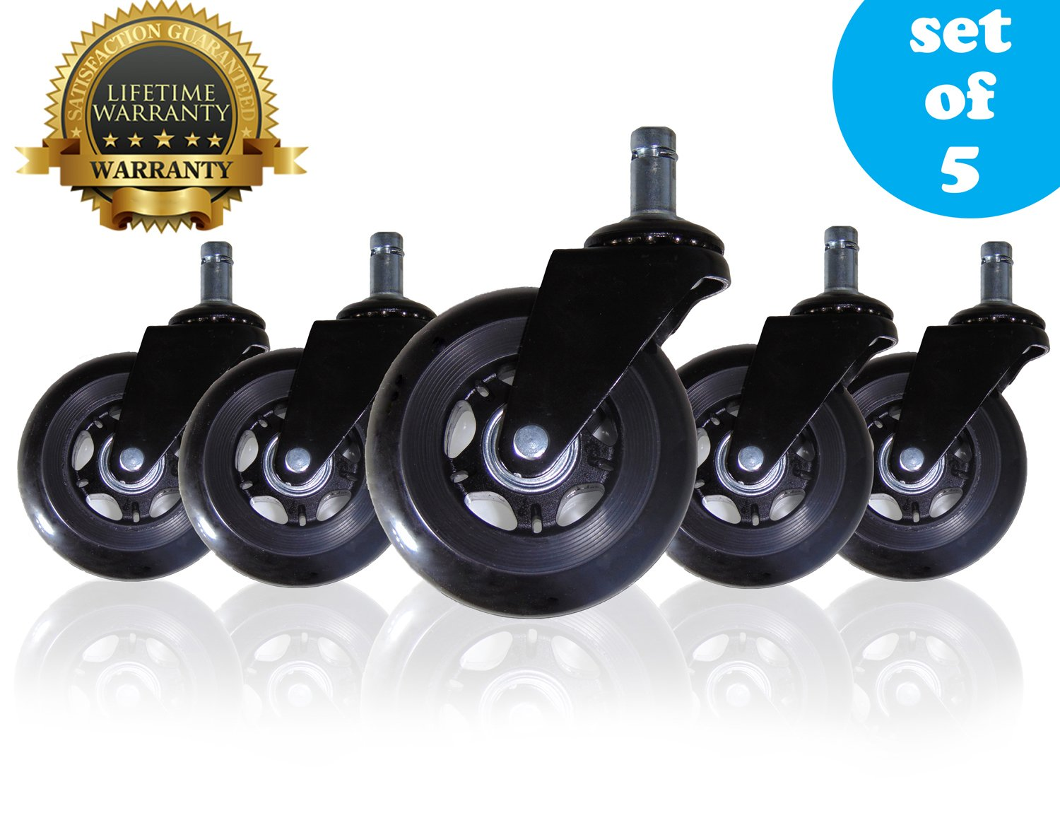 Top 10 Best Universal Office Chair Caster Wheels 2019 2020