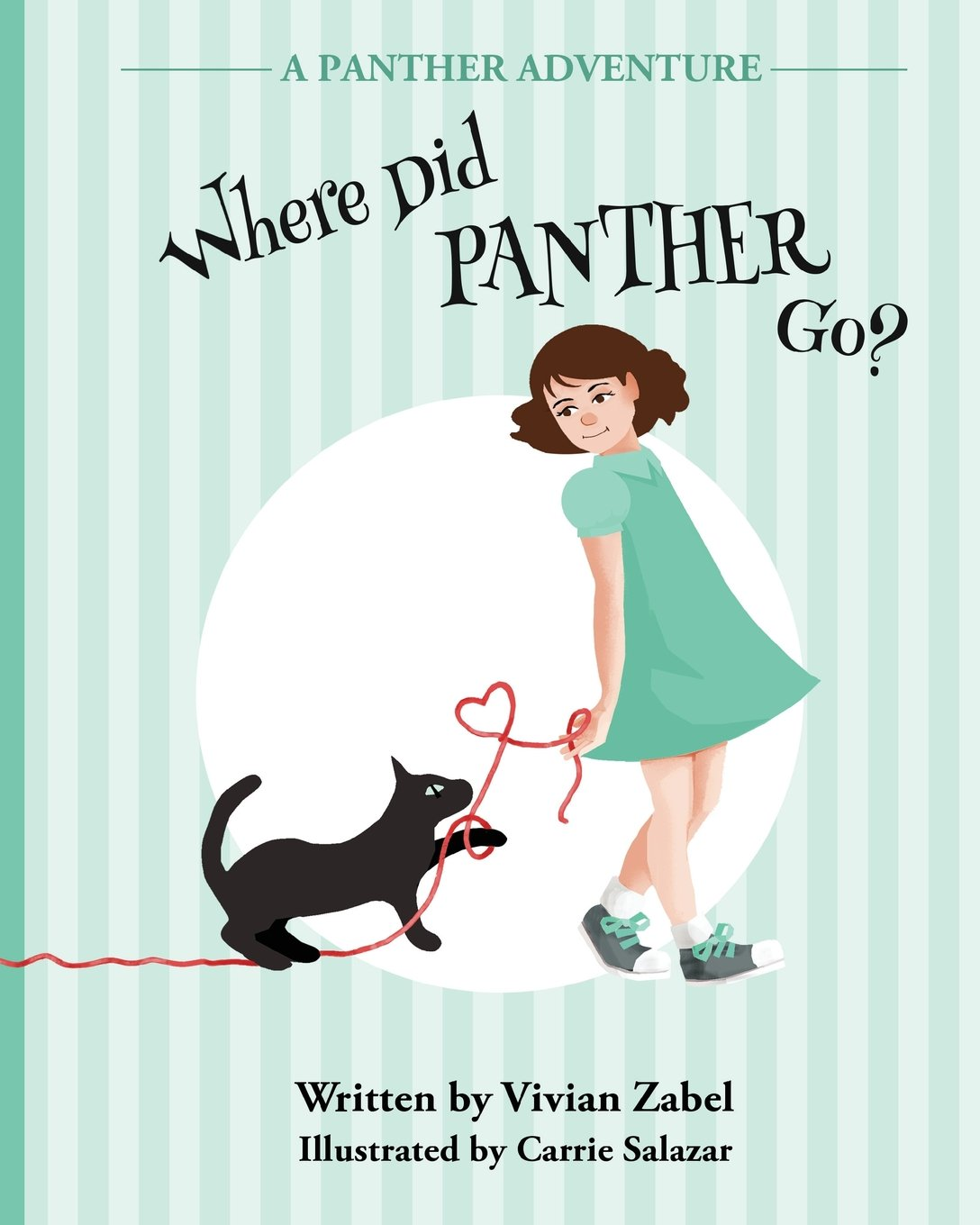 Download Where Did Panther Go?: A Panther Adventure ebook