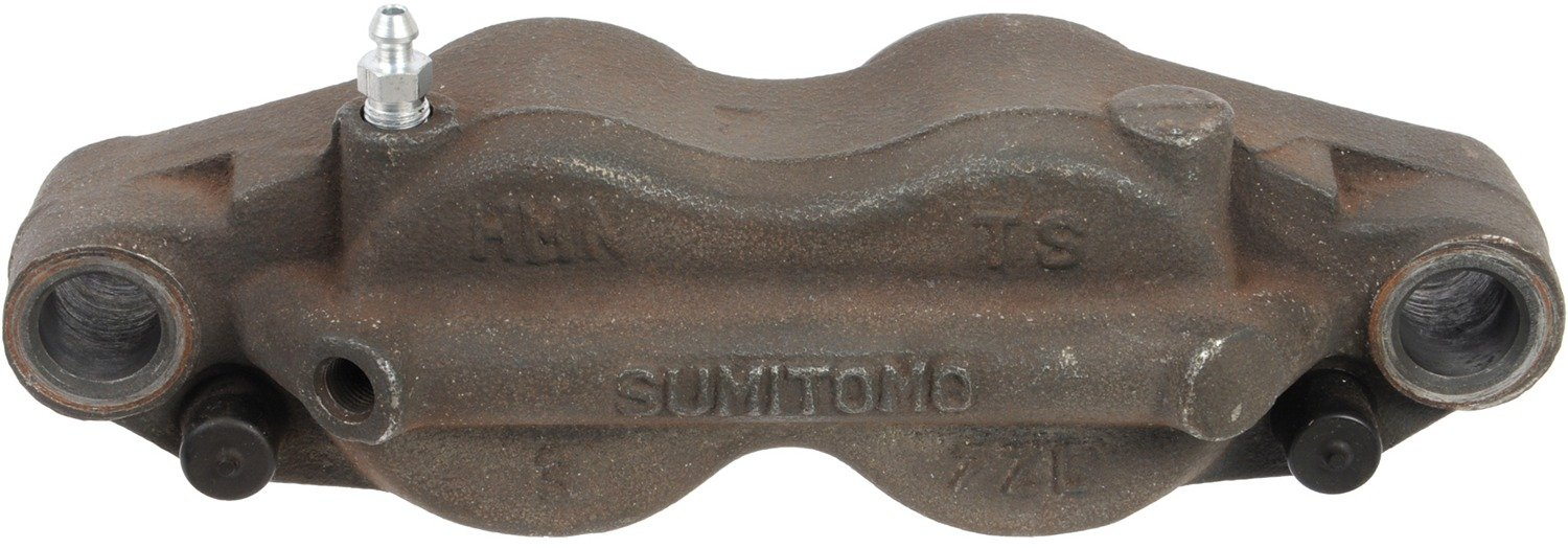 Cardone 18-8020 Remanufactured Domestic Friction Ready (Unloaded) Brake Caliper by A1 Cardone