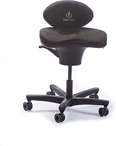 CoreChair Active Sitting Ergonomic Office Chair Short