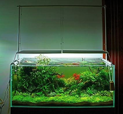 Chihiros RGB Aquarium LED Light - Colorful for Plant and Fish Tank 37W Light 45-
