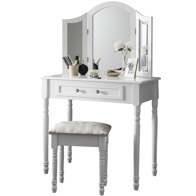 los angeles 19e8b 98c80 Sienna   Dressing Table, Mirror & Stool Set  Premium Quality   Shabby Chic