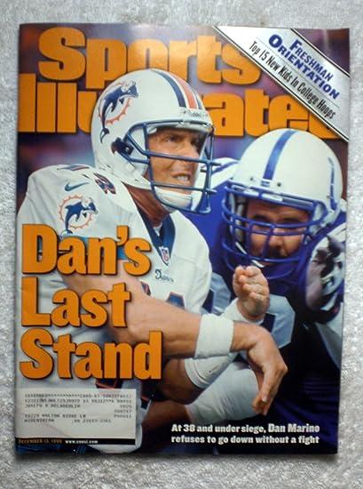 9c50c9083 Amazon.com  Dan Marino - Miami Dolphins - Dan s Last Stand - Sports ...