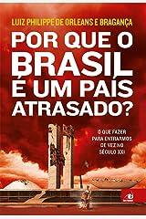 Por que o Brasil É Um País Atrasado? Capa comum