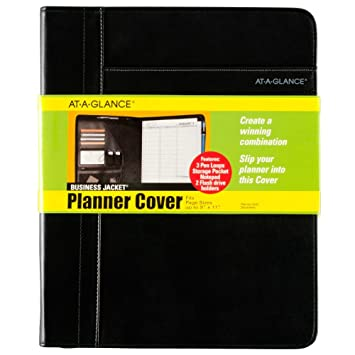 Amazon.com: At-A-Glance Professional tamaño planificador ...