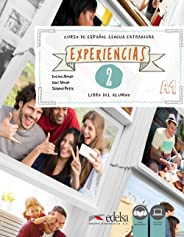 Experiencias libro del alumno 2 + Audio descargable