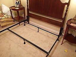 Amazon Com Kings Brand Furniuture Bed Frame Footboard