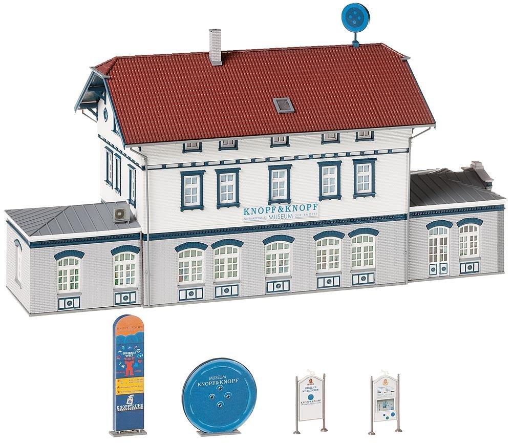 Faller 130909 - Museum Knopf und Knopf